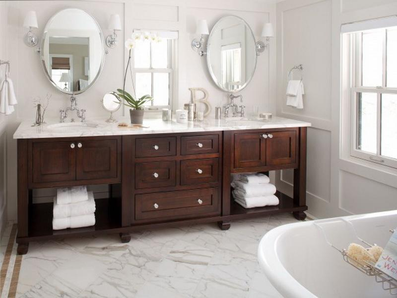 Dress Up Your Bathroom With A New Vanity
