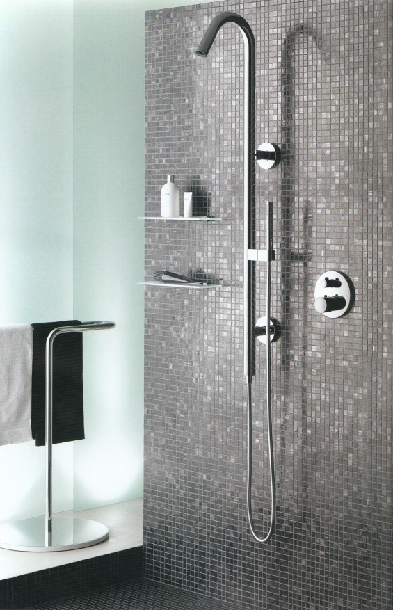 Shower systems showroom at jubilee hills hyderabad for Bathroom designs ireland