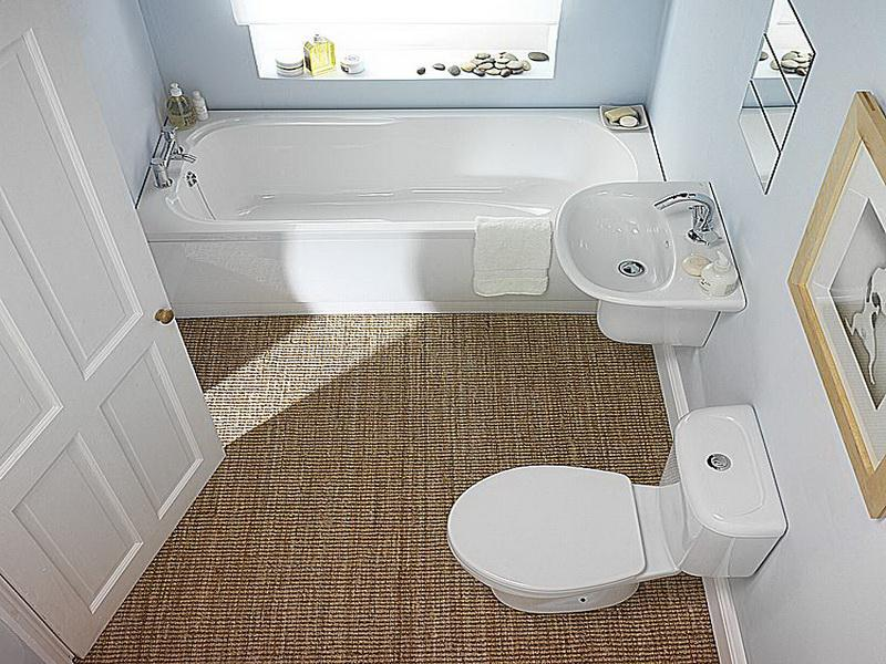 Small Bathroom Renovation Ideas - How much is it to renovate a bathroom