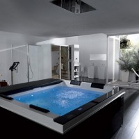 jacuzzi bathroom design, jacuzzi design, bathroom