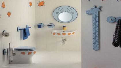Designing A Child Friendly Bathroom